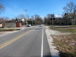 A new road. Sans tarsnakes.
