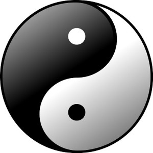 Was the original yin and yang actually a tarsnake?