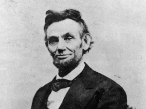 Lincoln actually had to cop e with depression all his life. Could running and riding have helped? Some suggest it is a natural way to manage some types of anxiety and depression.