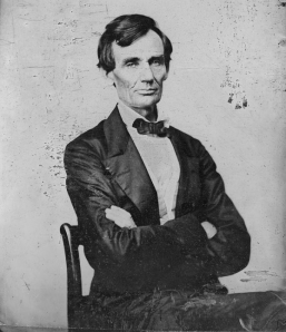 A young Abraham Lincoln is drawn to running for its intense call for thought and effort.