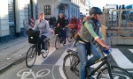Copenhagen Bike Detour. Click to enlarge. Photo by Keith Hauser.
