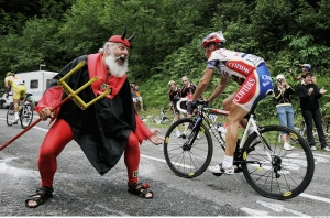 It can be a devil of a time getting over your Tour de France viewing habits