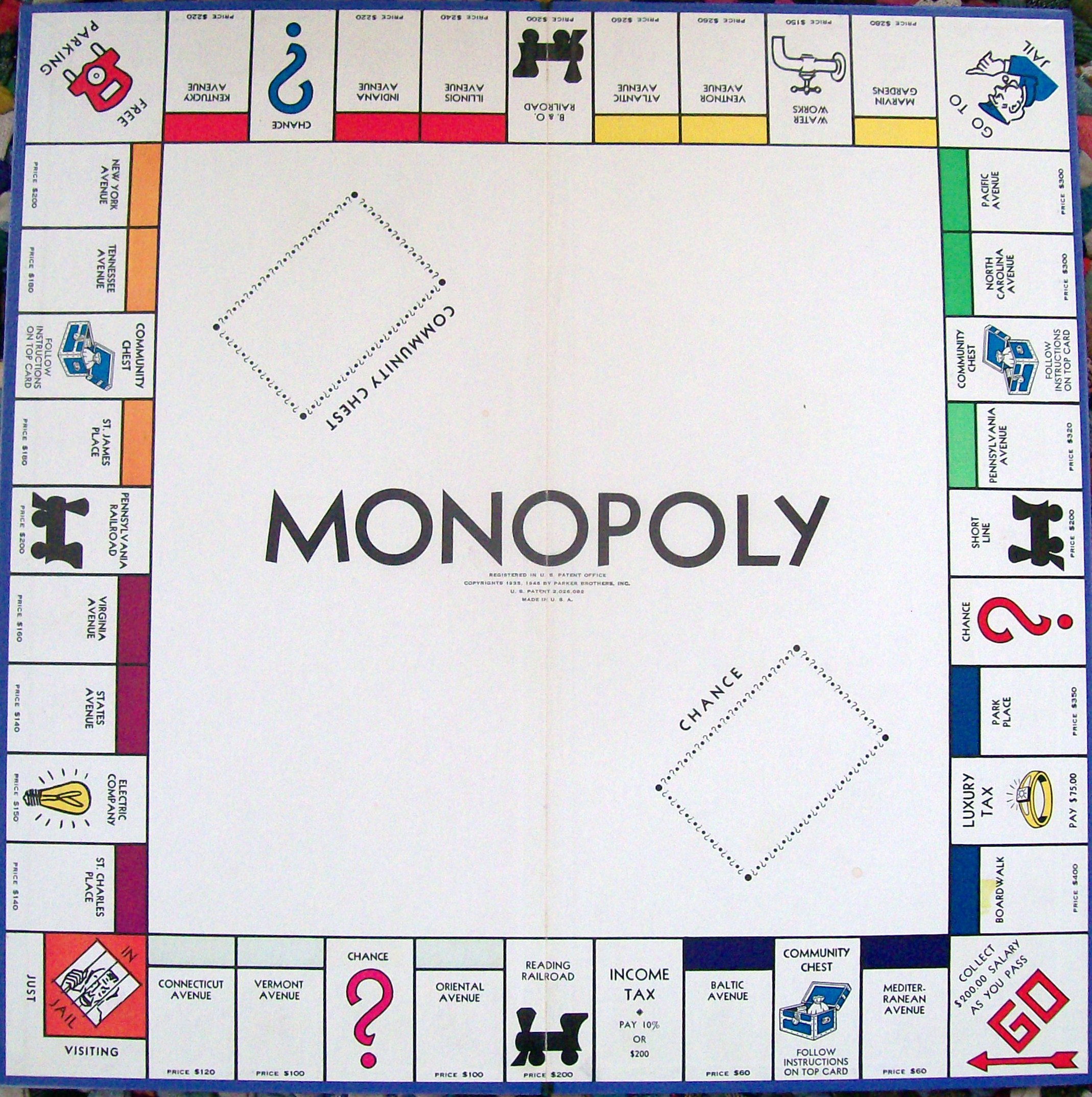 Marathon Monopoly Is The Game Of The Season We Run And Ride