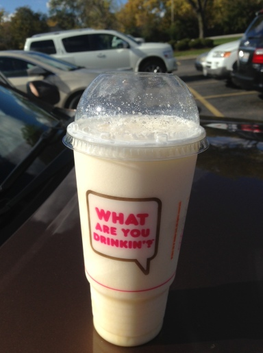 What's in a Dunkin' Donuts Coolatta? Probably nothing you need, and lots of it.