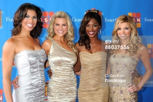 The Price Is Right models, the fulfillment of male adolescent fantasy and housewife dreams?