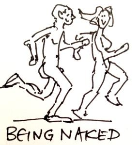 Being Naked