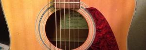 Guitar Hole