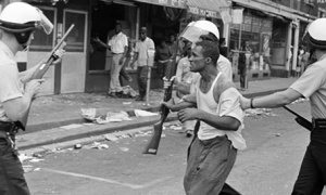 Were race riots properly labelled?
