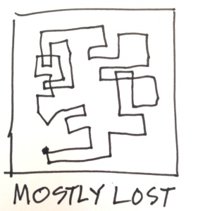 Mostly Lost