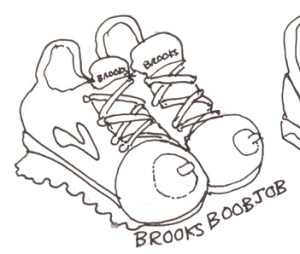 Brooks BoobJob