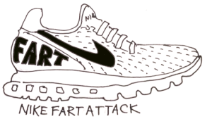 Nike Fart Attack