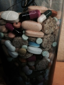 Pills vertical