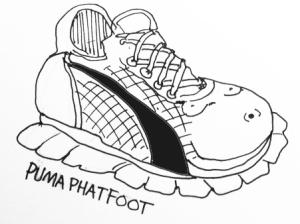 Puma Phatfoot