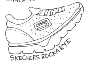 Skechers Rockabye