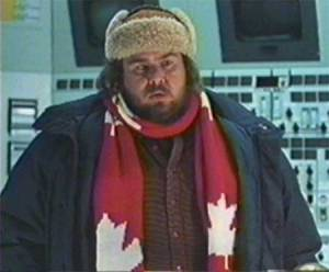 If John Candy had lost weight would he have clogged the Mississippi when it washed downstream?