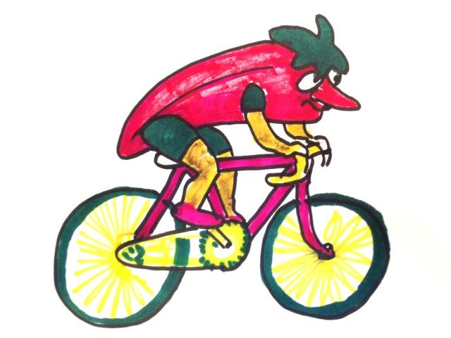 Pepper Rider