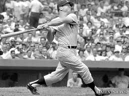 As a kid in Upstate New York the Yankees were my favorite team, and Mickey Mantle my hero. Only in later years did we learn of his ardent drinking habits.