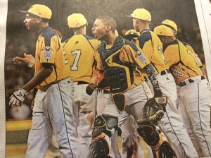 Jackie Robinson West Little Leaguers have been an inspiration to watch.