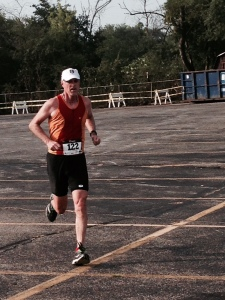 This summer's first-ever duathlon was also quite a learning experience.