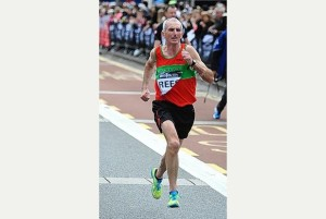 Running 32:54 at 60 years of age. Martin Rees.