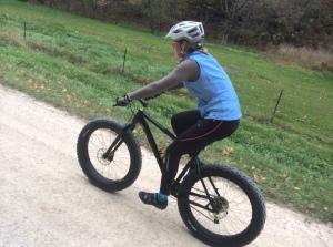 Fat tire bikes are simply a blast.