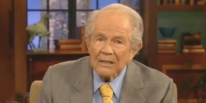 Preacher Pat Robertson claims he can leg press 2000 pounds. With that level of athletic ability, it was only a matter or time before he ran the world's first sub-2:00 marathon.