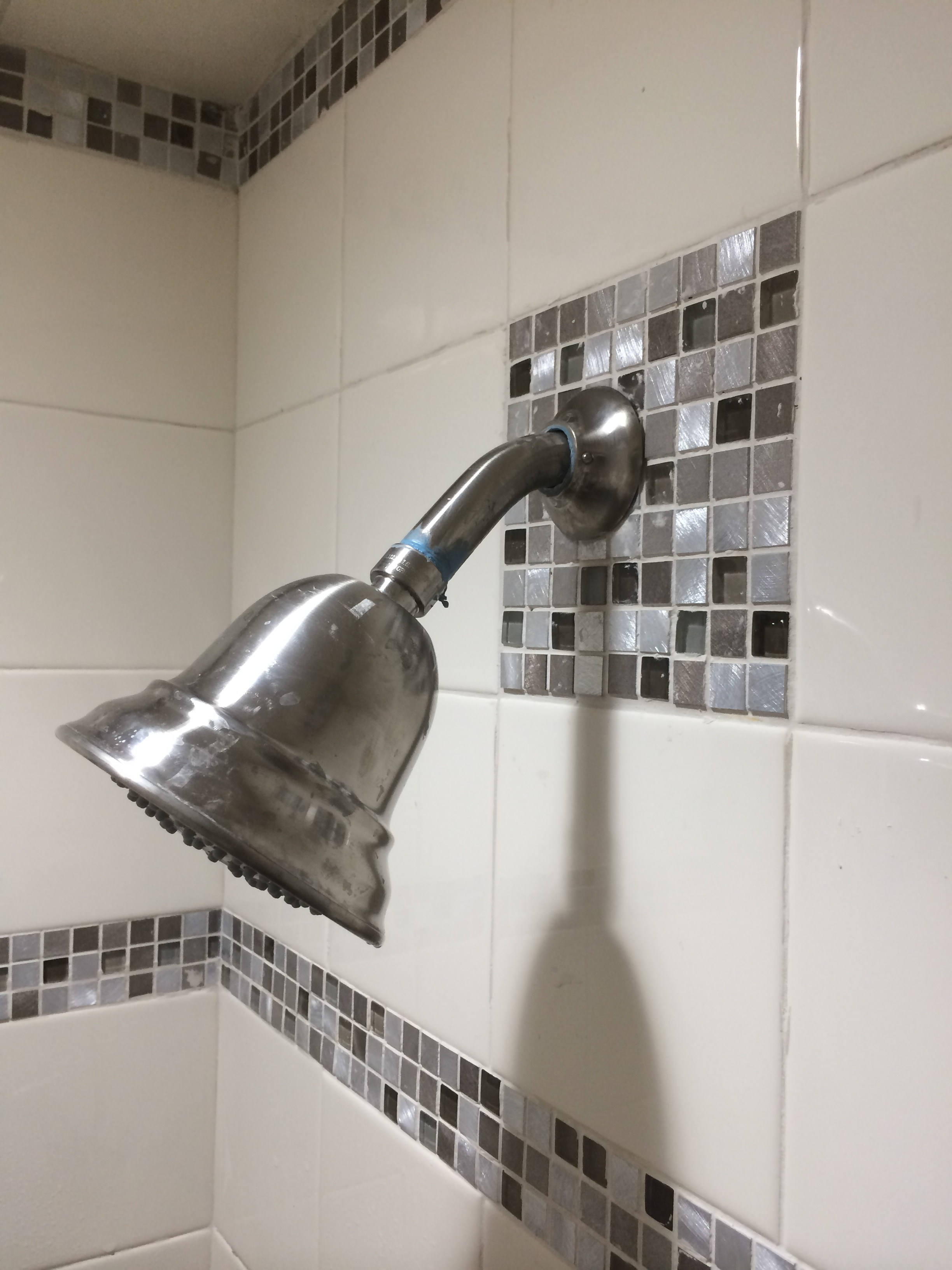A long and complicated relationship with the shower | We Run and Ride