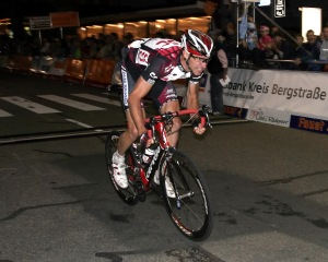 Jens Voigt competed in the Tour de France at the age of 40