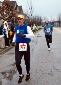 Tom Spadafora is president of the Fox River Trail Runners, a club based in the western suburbs of Chicago.