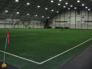 indoor soccer