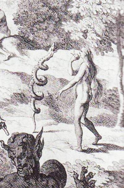 Eve and Satan
