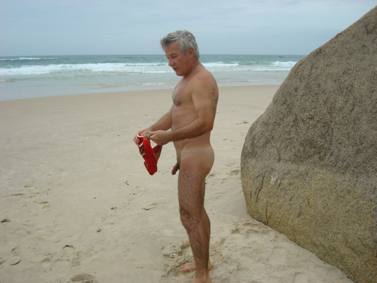 Old Men Nudist Pictures-8605