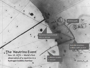 Neutrino Event