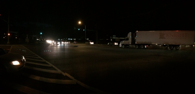 Panorama of Intersection
