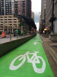 Bike Lanes Chicago