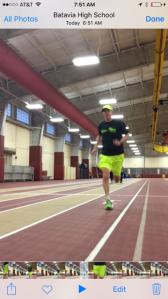 CHRIS Running Intervals 1