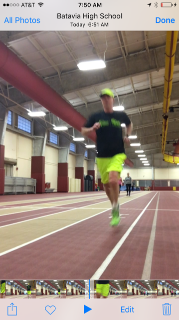 Chris Running intervals 3