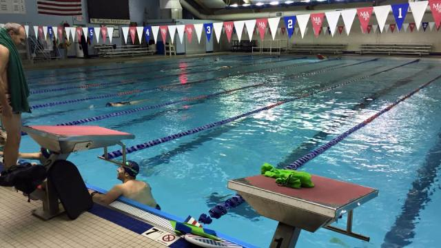 Master's Swim