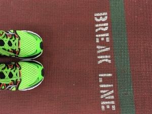 Track break