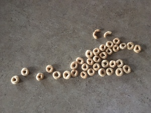 Swim Cheerios
