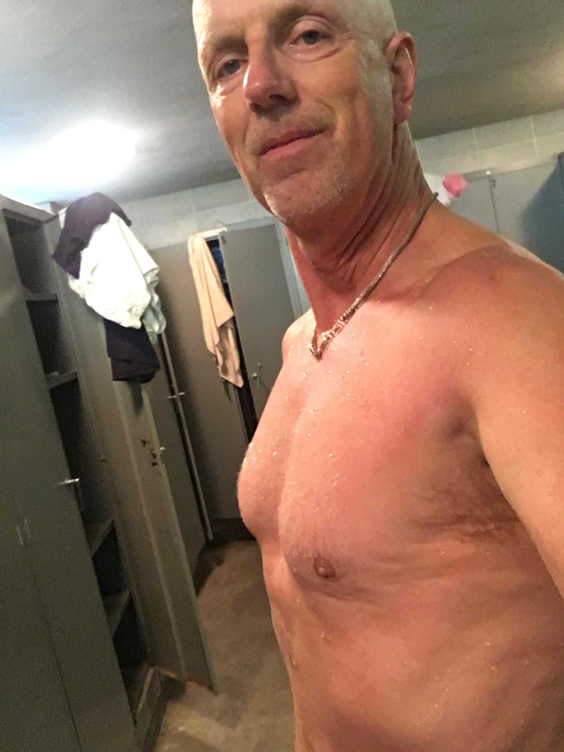 Gay male locker rooms