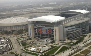 RELIANT STADIUM SUPER BOWL