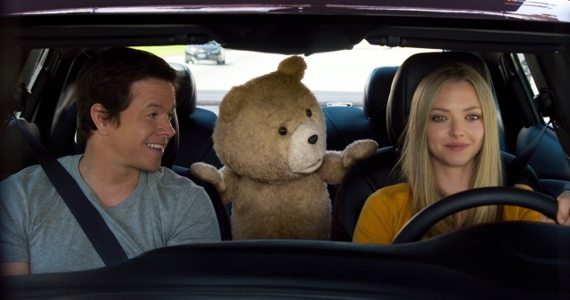 Film Review Ted 2