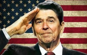 reagan-saluting