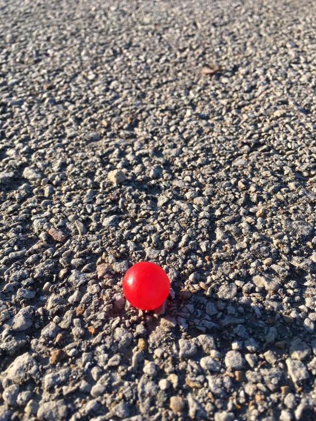 Nice red ball