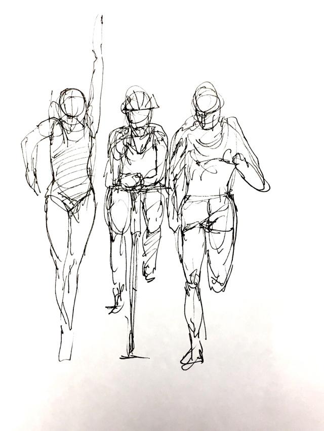 Good form Illustration