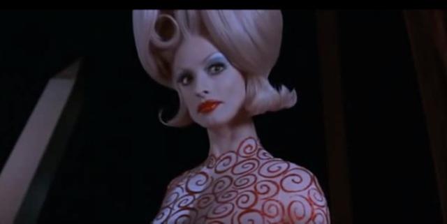 Creepy Mars Woman