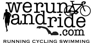 We Run and Ride Logo