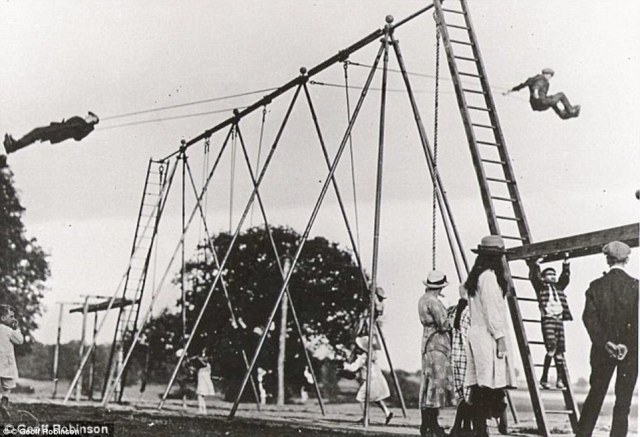Old time playground equipment.jpg