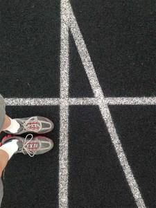 Feet On Track